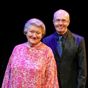 Patricia Routledge with Edward Seckerson