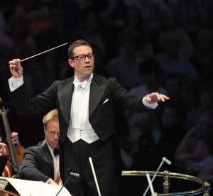 John Wilson conducts the John Wilson Orchestra at the BBC Proms
