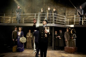 TITANIC at Southwark Playhouse Photo Annabel Vere