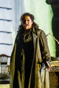 Christine Goerke as Elektra in Elektra © ROH / Clive Barda 2013 by Royal Opera House Covent Garden