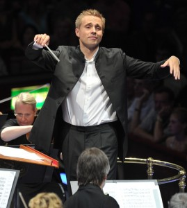 Vasily Petrenko conducts the Oslo Philharmonic Orchestra at the BBC Proms