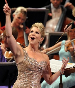 Joyce DiDonato at the Last Night of the Proms