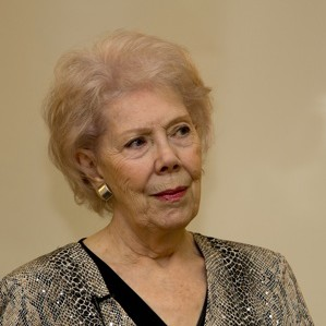 Dame Janet Baker at the Jewish Cultural Centre