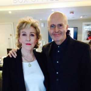 Edward Seckerson with Patricia Hodge