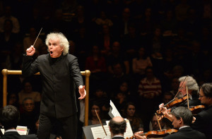 Simon Rattle Berlin Philharmonic