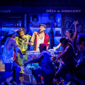 In The Heights. Photo Credit Johan Persson