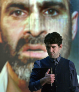 Zubin Varla and Paul Ready Young Vic - Image: Keith Pattison